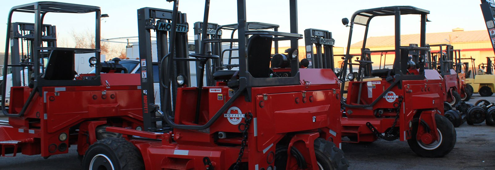 Moffet Forklifts For Sale
